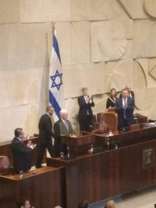 תרגום סימולטני בכנסת ישראל